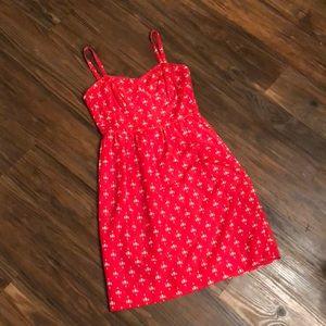 Dress j crew summer dress